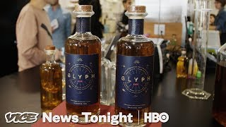 How The Worlds First Molecular Whiskey Gets Made (HBO)