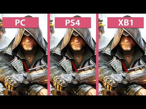 Assassin's Creed Syndicate – PC vs. PS4 vs. Xbox One Graphics Comparison [FullHD][60fps]