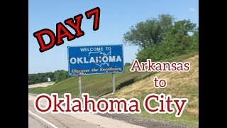 DAY 7: Welcome to OKLAHOMA!