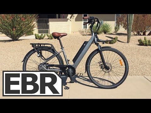 iGO Electric Elite Video Review – $1.8k Ergonomic, Low-Step, Short Electric Bicycle