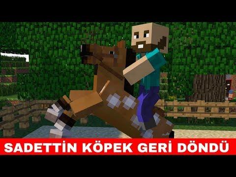 HIRSIZ VS POLİS #98 - Sadettin Köpek Geri Döndü (Minecraft)