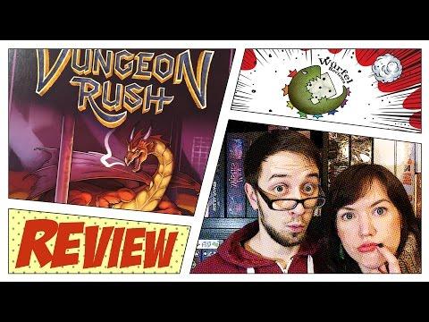 Dungeon Rush - Würfel Reviews