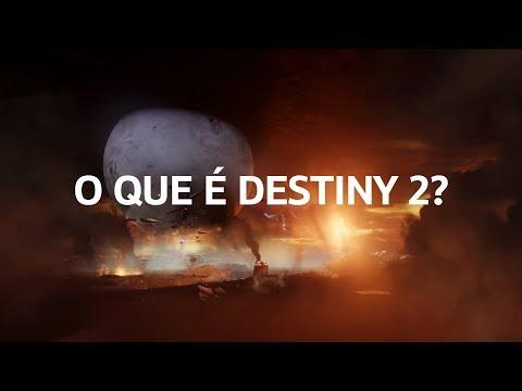 """Destiny 2 – Trailer oficial """"O que é Destiny 2?"""" [PT BR]"""