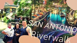 San Antonio Riverwalk// COVID Edition
