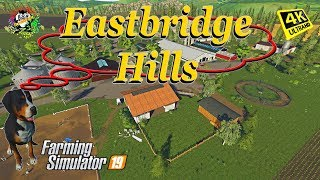 Farming Simulator 19 Map First Impression EastBridge Hills V1 2 1