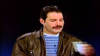 Freddie Mercury 1984 Interview HD