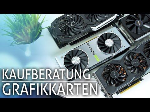 Grafikkarten KAUFBERATUNG 2019 | Top 10 Grafikkarten für JEDEN Geldbeutel!