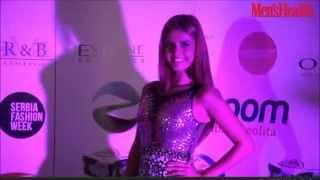 Andjelka Tomasevic Miss Universe Serbia 2014 Interview