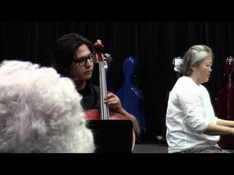 Saint Saens Cello Concerto - Mvt. 3.