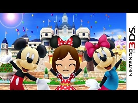 Видео № 0 из игры Disney Magical World [3DS]