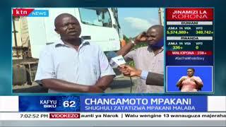 Changamoto Mpakani: Madereva wa malori waandamana kupinga dhulma wanazozipitia nchini Uganda