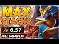 MAX RANGE 2 KILLS A MINUTE 6 57 ATTACK SPEED BunnyFuFuu Full Gameplay