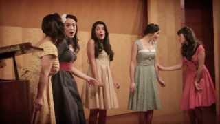Domisol Sisters  - I'm gonna sit right down and write myself a letter.-  Official video.