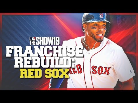 REBUILDING THE BOSTON RED SOX!! | MLB the Show 19 Franchise Rebuild