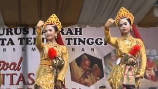 Tari Melayu Kreasi Baru oleh Dancer SMA Sw. Inti Nusantara Tebing Tinggi