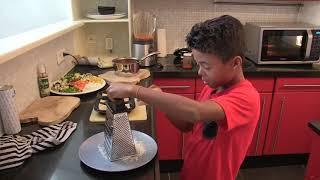 KOKEN MET SHANE  - MINI PIZZA'S #AFLEVERING 13