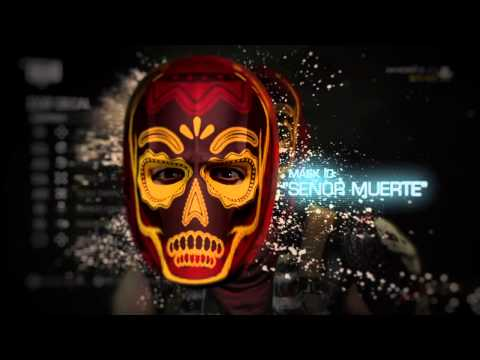 Army of Two: The Devil's Cartel - Mask Customization trailer