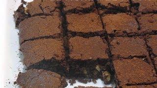 Como hacer un Brownie de avellanas (que no falla!)