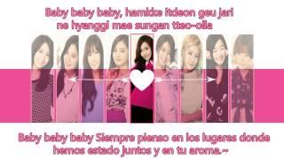 Girls' Generation [소녀시대] Baby Maybe Sub Español Color Coded