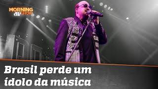 As despedidas feitas a Paulinho, vocalista do Roupa Nova | Morning Show