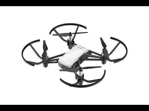 DJI Tello drone met camera