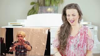 Vocal Coach Reacts to Superfruit - Frozen Medley ft. Kirstin Maldonado