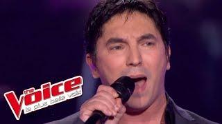 Daniel Balavoine - Mon fils ma bataille   Atef Sedkaoui   The Voice France 2012   Demi-Finale