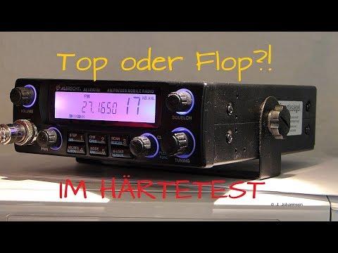 Albrecht AE 5890 EU im Test - Top oder flop?! #CB-Funkgerät