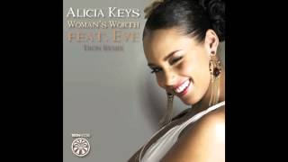 Alicia Keys - Woman's Worth feat. Eve (Tron Remix)