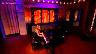 Angie Miller   You set me free LIVE