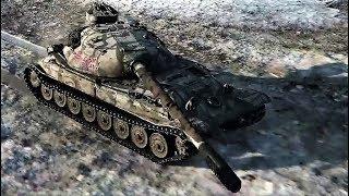 World of Tanks Object 705A  -  8 Kills, 9,5K Damage   Best tank battles   Gameplay PC