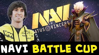 NaVi in Battle Cup — Dendi back to Invoker and XBOCT