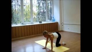 Смотреть онлайн 4 упражнения по бодифлексу для стройного тела