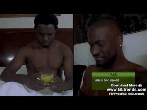 AY Concept   Lovers Chat ft  PETER OKOYE P Square   Comedy Skit