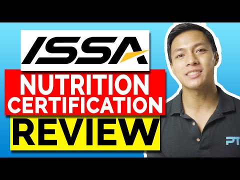 ISSA Nutritionist Certification Review - Worth it in 2021? - YouTube