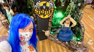 Spirit Halloween 2020 in Abandoned Toys R Us | Costume Shopping, NEW Animatronics, Decor, Props!