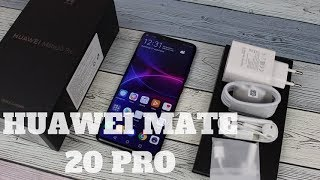 Huawei Mate 20 PRO, review partial in limba romana