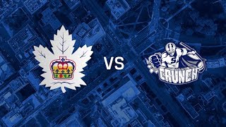 Crunch vs. Marlies | Mar. 6, 2020