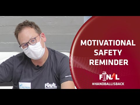 Frano SHARES his secrets on how to STAY SAFE I Final 4, 2020