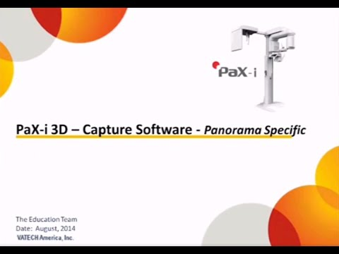Panorama Image Capture - Software Navigation Only