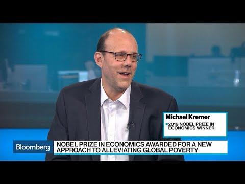 Nobel Prize Winner Michael Kremer Says Award Was a Big Surprise