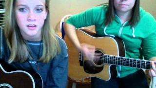 Casey and Ellie Mash-up: Fine By ME and Dance With Me Baby