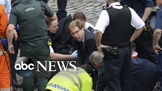Deadly attack causes chaos in the heart of London