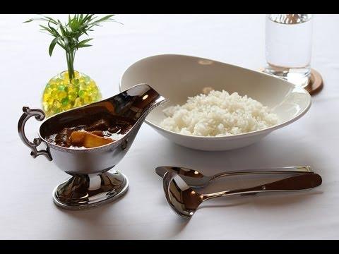 カレーライスの作り方(高級レストランの味わい) - How to make Curry Rice
