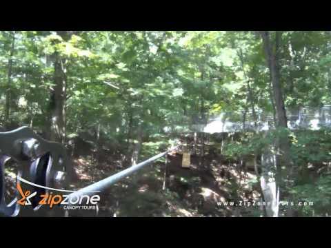 Zip Line Ohio Adventure Ohio Zipzone