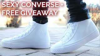BEST CONVERSE EVER? Converse Lux Modern Review
