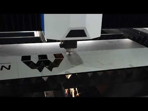 Weni WS1313FL - Wycinarka laserowa - światłowodowa | Weni WS1313FL - Laser cutting machine - fiber - zdjęcie