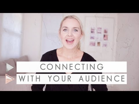 2 Ways to Connect More with your Audience | CHANNEL NOTES