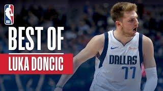 Luka Doncic's Early Season Highlights   Kia NBA Rookie of the Month #KiaROTM