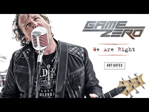 Game Zero - We Are Right (Official Video) online metal music video by GAME ZERO